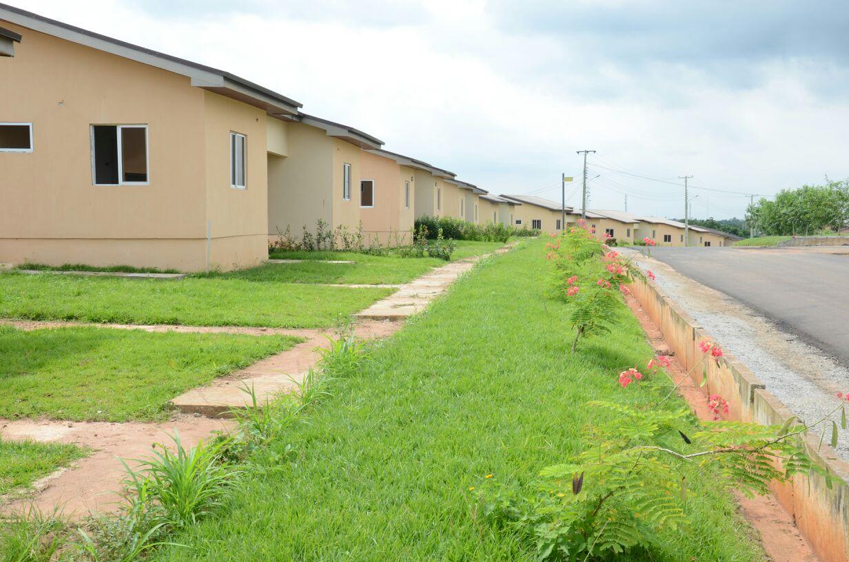 CHOIS City, Agbowa